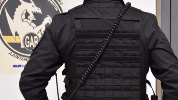 La Policía de Palma estrena chalecos antibalas