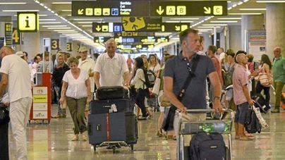 Más de 460.000 pasajeros pasarán por los aeropuertos de Balears hasta el 2 de enero