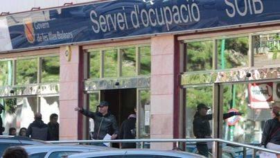 El número de afectados por ERE en Balears se dispara un 37,6%