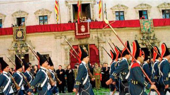 Círculo Balear pide que el Ejército desfile en Palma el 31 de diciembre