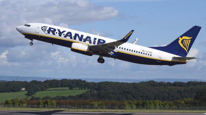 Ryanair es la compañía aérea peor valorada por los pasajeros