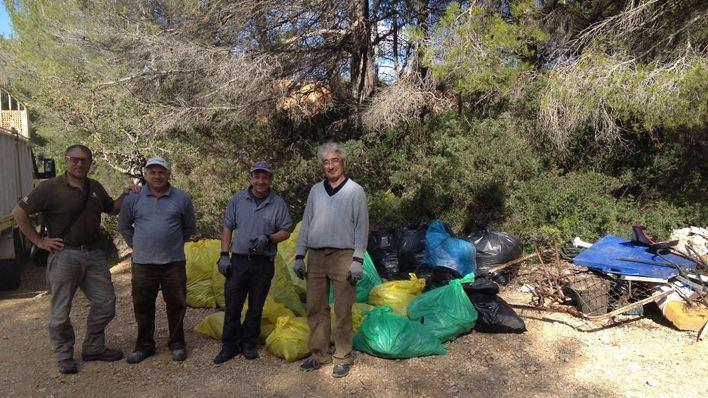 Andratx refuerza la brigada de Medio Ambiente con parados de larga duración