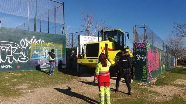 Detenidos dos presuntos yihadistas en Madrid