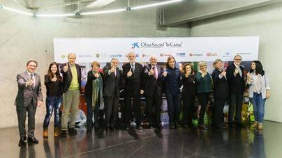 """Fundación """"la Caixa"""" lanza la campaña '2017 propósitos Imprescindibles'"""