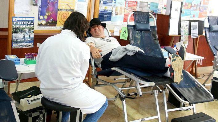 El Banc de Sang precisa donaciones
