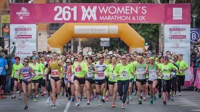 El 216 Women's Marathon suspende la carrera de Palma