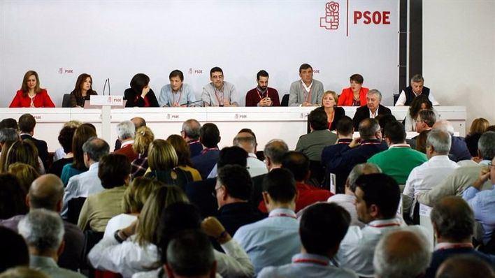 El PSOE fijará la fecha de su congreso el 14 de enero