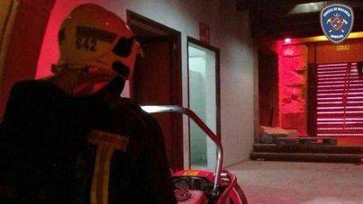 Detenido un joven de 25 años como presunto autor del incendio en Ses Tres Germanes