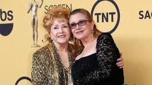 Carrie Fisher y Debbie Reynolds serán enterradas juntas