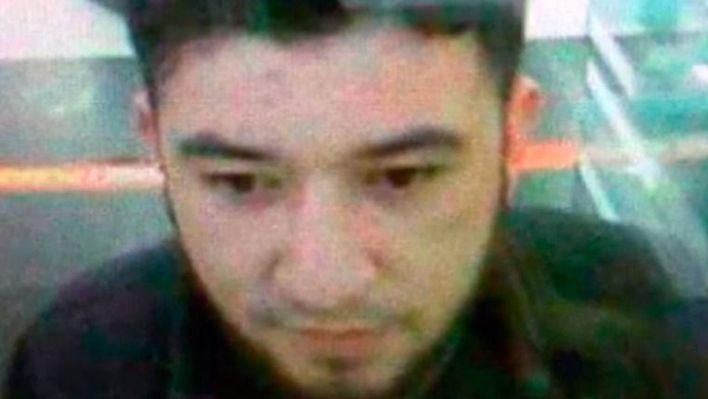 Éste es el sospechoso de la matanza de Estambul