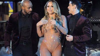 La productora de Times Square baraja demandar a Mariah Carey
