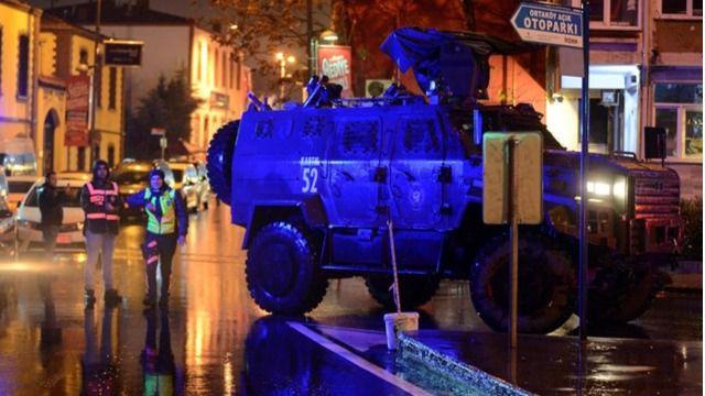 Un detenido por el atentado en Estambul