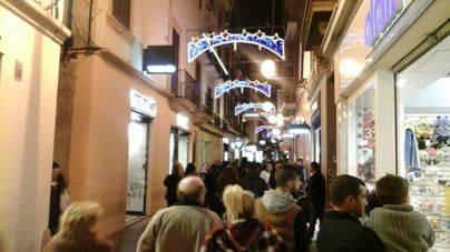 La campaña de rebajas generará 350 contratos en Balears