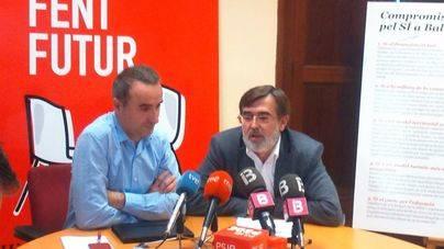 Antich apunta a abril como fecha para el Congreso del PSOE