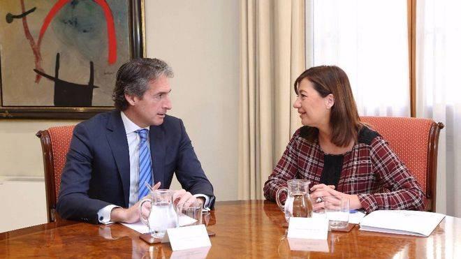 Fomento y Balears no cierran acuerdos sobre conectividad y descuento aéreo