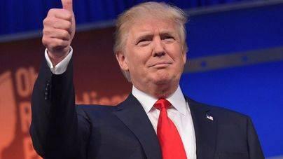 Trump pide información sobre los recursos para construir un muro