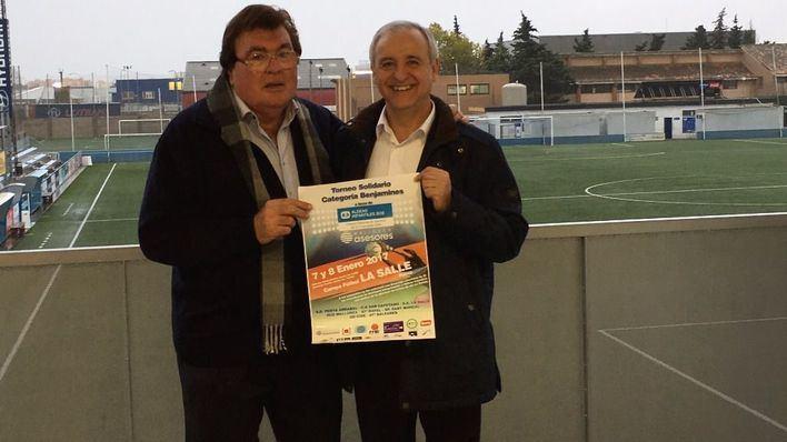 La Salle acoge el I Torneo Solidario de Fútbol a favor de Aldeas Infantiles