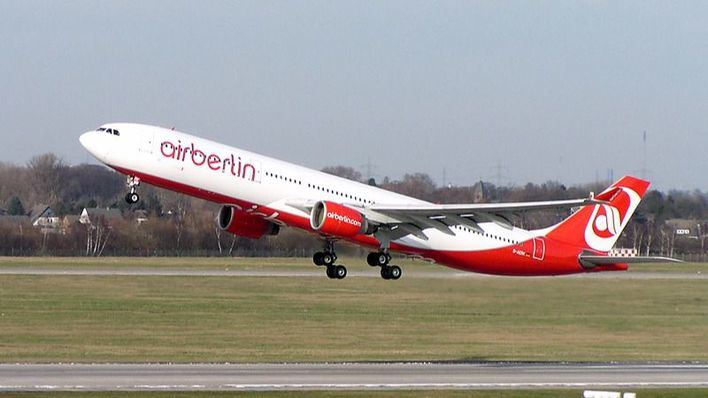 Air Berlin prevé despedir a otro 45% de su plantilla en Mallorca