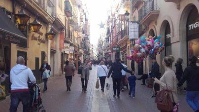 Solo el 12% del pequeño comercio de Mallorca ha mejorado las ventas con respecto a las pasadas Navidades