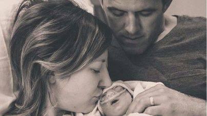 Da a luz a su hija enferma terminal para después donar sus órganos