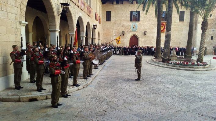El comandante general de Balears destaca las misiones en África para la contención del yihadismo