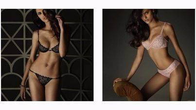 Dalianah Arekion, las fotos más sexys en ropa interior
