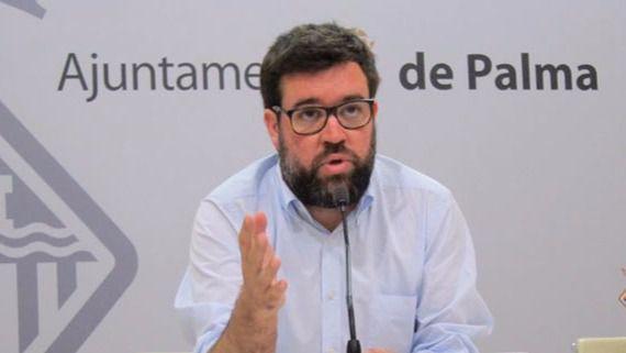 Noguera (Més) será alcalde por el acuerdo que alcanzó con PSIB y Som Palma