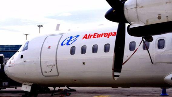 Air Europa oferta vuelos a la Península desde 29 euros por trayecto