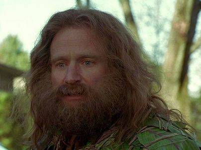 Robin Williams no pudo ser Hagrid en Harry Potter porque no era británico