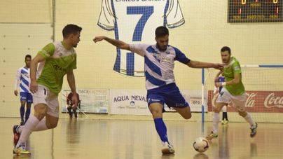El Palma Futsal sube a la cuarta plaza tras vencer en Jumilla (3-5)
