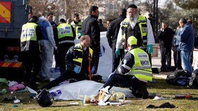 Al menos cuatro muertos en un ataque terrorista en Jerusalén