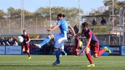 El Atlètic Balears empata con el Levante tras anular un gol de Vallori