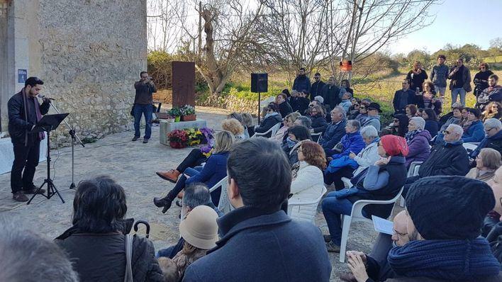 Mallorca homenajea a las Roges del Molinar 80 años después de su fusilamiento