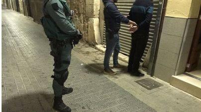 15 detenidos en una gran operación antidroga en Sa Pobla