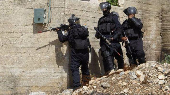 Israelíes matan a un palestino cuando gritaba