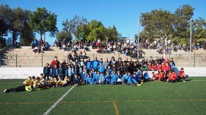 El RCD Mallorca se hace con el I Torneo a favor de Aldeas Infantiles