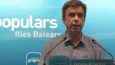 El PP de Balears no presentará enmiendas como grupo en el Congreso Nacional