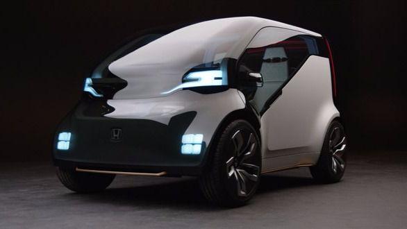 Honda presenta su concepto de Ecosistema de Movilidad Cooperativa
