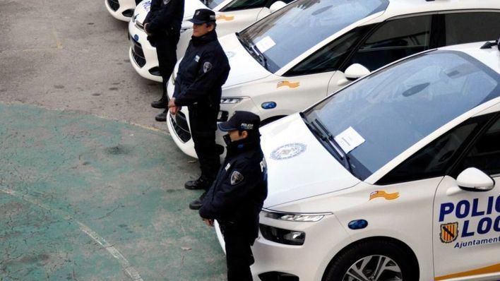 La Policía de Palma incorpora doce nuevos coches patrulla