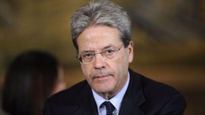Hospitalizado el primer ministro de Italia