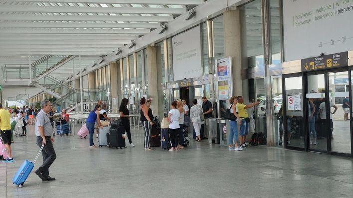 El número de pasajeros de Son Sant Joan creció un 10% en 2016