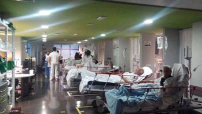 Imagen de archivo del servicio de urgencias de Son Espases