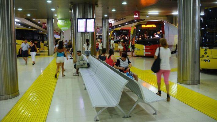 CCOO denuncia la indefensión de los vigilantes de la Estación Intermodal