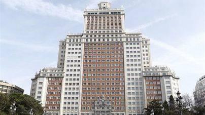 El Edificio España en Madrid lleva años sin explotarse