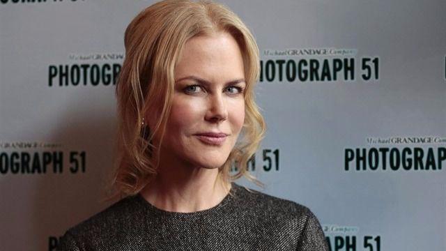 Nicole Kidman anima a los estadounidense a apoyar a Donald Trump