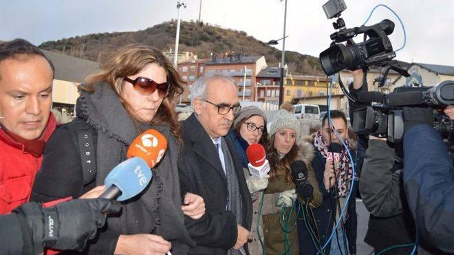 La madre de Nadia declara ante el juez por las fotos sexuales de su hija