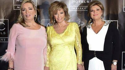 Bronca descomunal entre Carmen Borrego y Terelu Campos en
