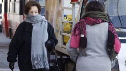 Mallorca inicia hoy un desplome histórico de los termómetros