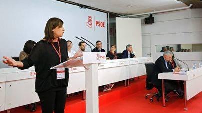 Armengol critica que el PSOE celebre