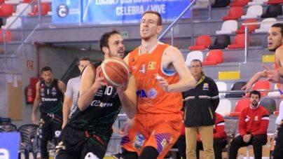 Imagen del partido disputado en Coruña